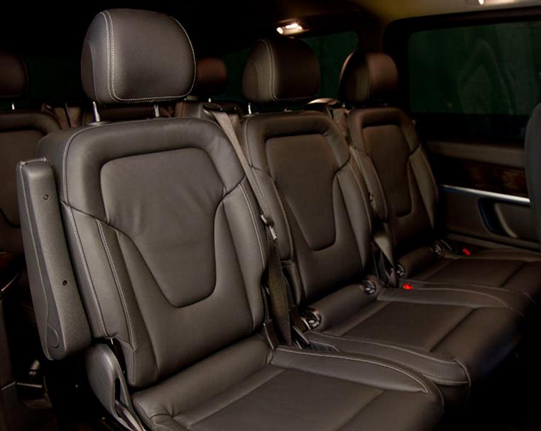 Alquiler Mercedes V